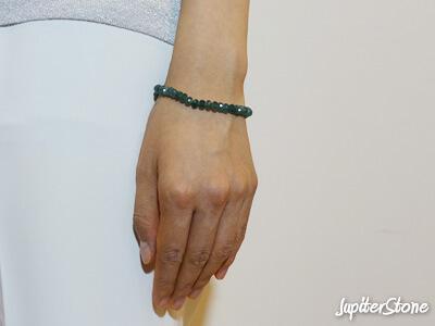 Grandidierite-bracelet-Type-4