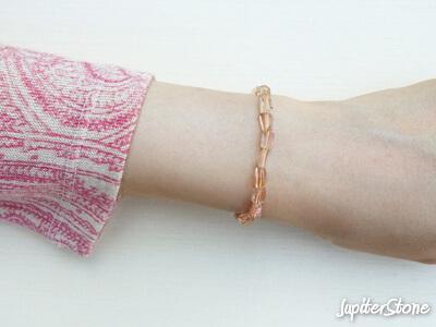 Oregon-sunstone-bracelet-1